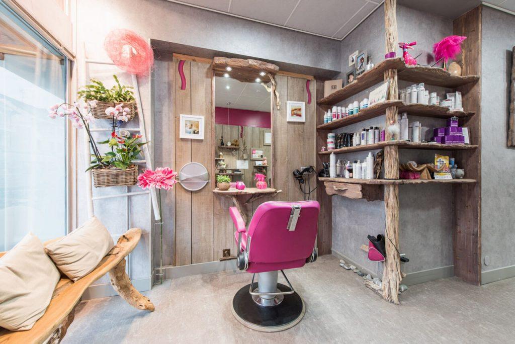 Architecture de salon de coiffure à Thonon
